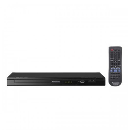 Panasonic DVD-S485 GWK DVD Player